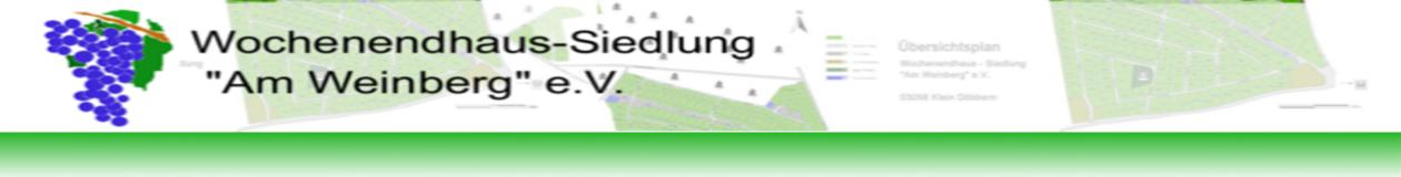 Seite der Weinbergsiedlung am Spremberger Stausee
